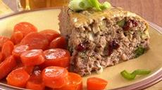 Easy-Glazed Turkey Loaf Recipe