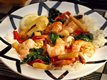 Shrimp Florentine Stir-Fry