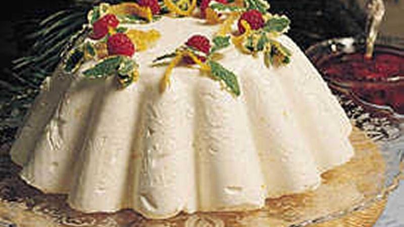 Swedish Lemon Cream