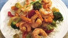Shrimp and Vegetables Recipe