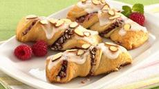 Raspberry Crescent Twists Recipe