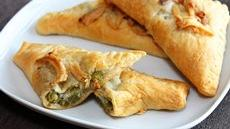 Green Bean Casserole Pockets Recipe