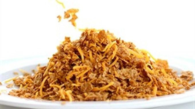 Cheesy Crunch Casserole Topping recipe - from Tablespoon!