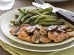 Pork with Mushroom Gravy