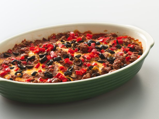 Beef Tortilla Casserole
