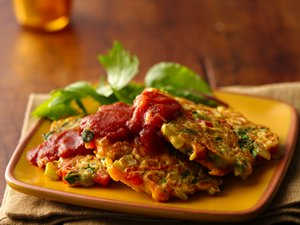 Veggie&#32;Pancakes