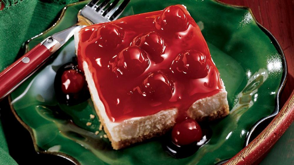 Cherries ´n Cream Desser