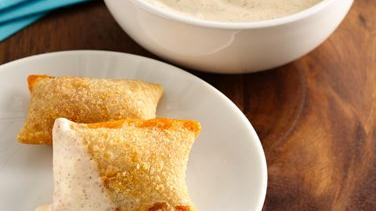 Jazzy Ranch Dip and Pizza Rolls®