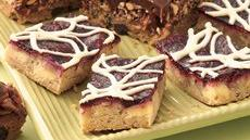 White Chocolate-Raspberry Bars Recipe