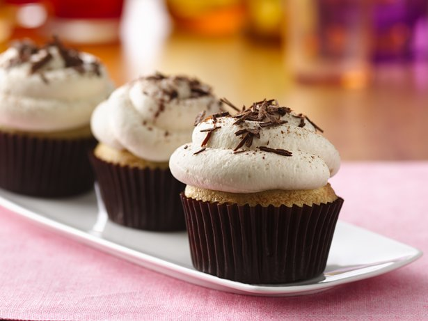 Gluten Free Tiramisu Cupcakes