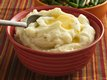 Creamy Garlic Mashed Potatoes (Makeover)