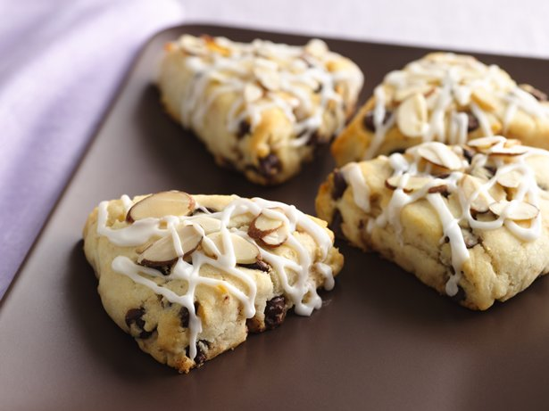 Gluten Free Decadent Chocolate Chip Scones