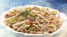 Crunchy Tuna Salad Recipe