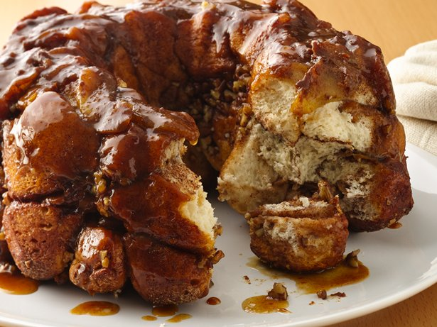 Apple-Cinnamon Monkey Bread