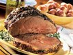 Beefeater´s Pepper-Crusted Roast