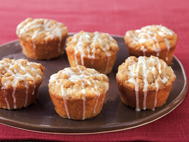 Banana Coffee Cakes