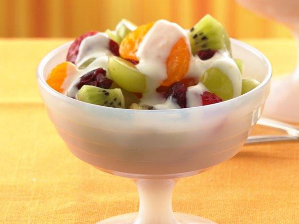 Jeweled Fruit Dip