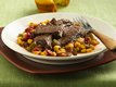 Slow Cooker Cajun Pot Roast with Maque Choux