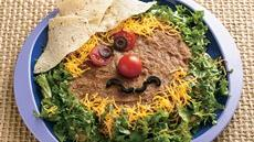 Scarecrow-d Taco Dip Recipe