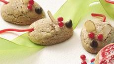 Nutty Little Mice Recipe