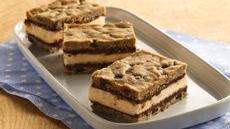 Fudgy Ice Cream Sandwiches Recipe
