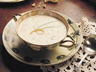 Creamy Stilton Soup