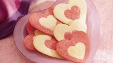 Valentine Rolled Cookies Recipe