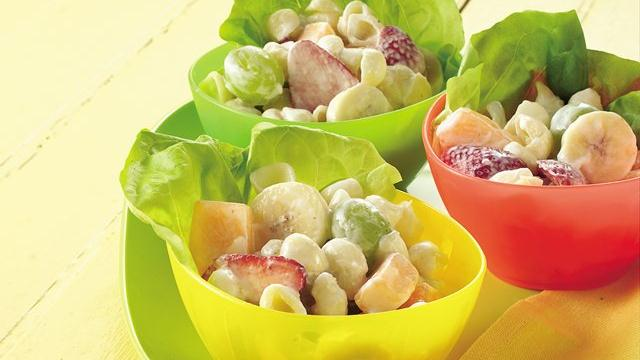Lightly Lime Fruit Salad