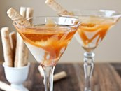 Butterscotch Martini