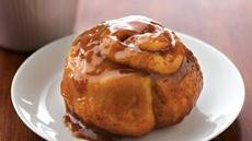 Caramel Sticky Buns Recipe