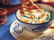 Creamy Vegetable-Cheese Soup
