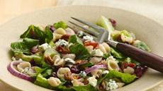 Cranberry, Bacon and Blue Cheese Pasta Salad Recipe