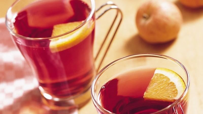 Slow-Cooker Spiced Cranberry-Apple Cider recipe from Betty Crocker