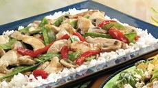 Vegetable-Chicken Stir-fry Recipe