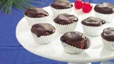 Chocolate-Cherry Gems Recipe