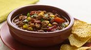 Bean and Turkey Chili
