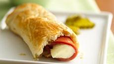 Bologna and Cheese Roll-Ups Recipe