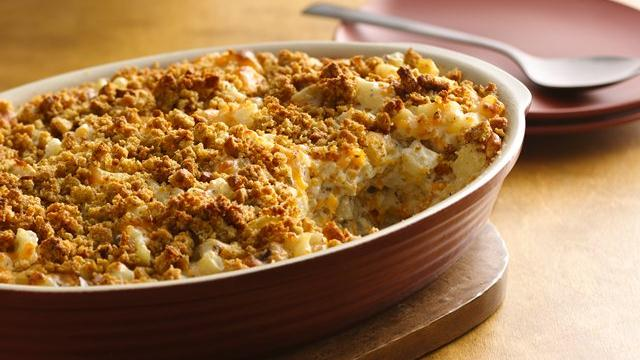 Garlic-Herb Cheesy Potatoes
