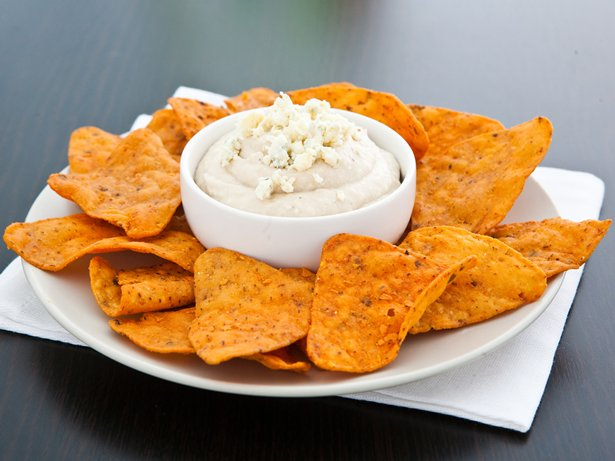 Blue Cheese White Bean Dip