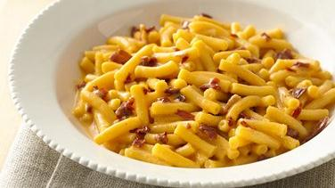 Chipotle Bacon Mac and Cheese