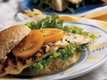 Grilled Honey-Mustard Chicken Sandwiches