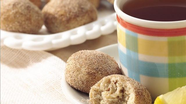 Cinnamon Tea Cakes