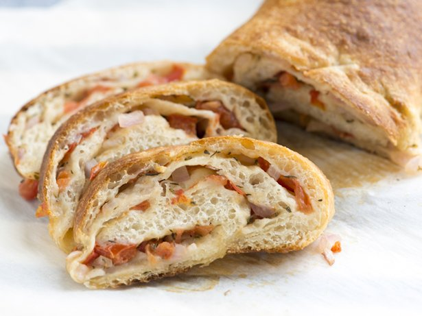 Easy Tomato Bread