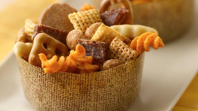 Carolina Barbecue Chex Mix