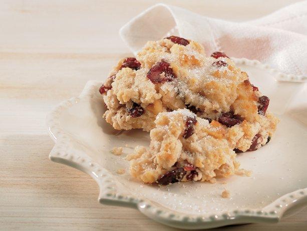 FOOD PORN: Sour Cherry & Walnut Scones — EX Frat Man