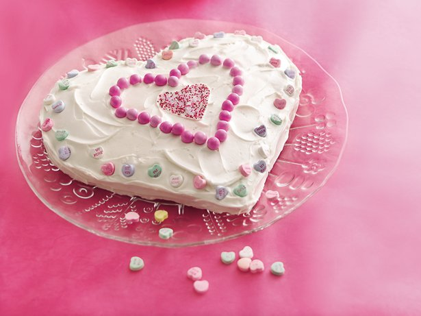 Heart Cake
