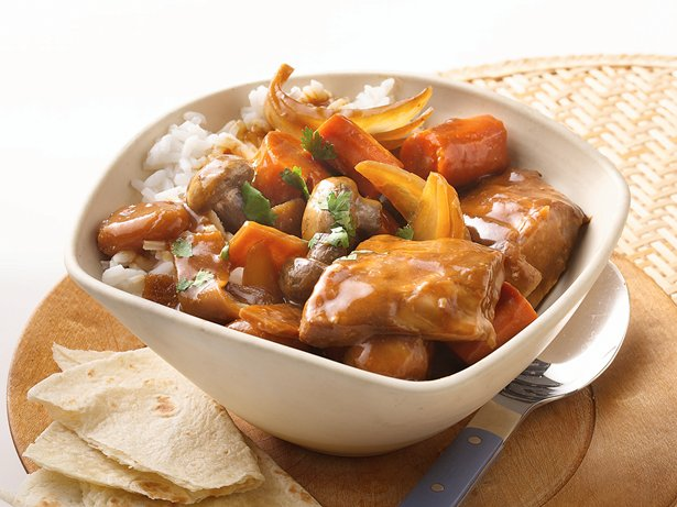 Slow Cooker Asian Pork Stew