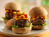 Black Bean Sliders