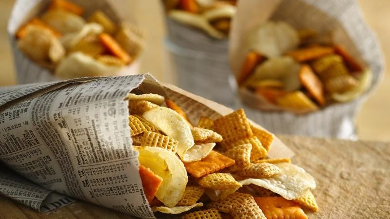 Salt and Vinegar Chex® Mix