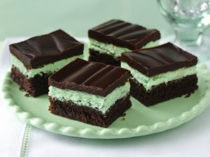 Chocolate&#32;Mint&#32;Brownies